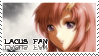 Lacus Fan Stamp by TheSnowDrifter