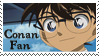Conan Fan Stamp