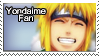 Yondaime Stamp by TheSnowDrifter
