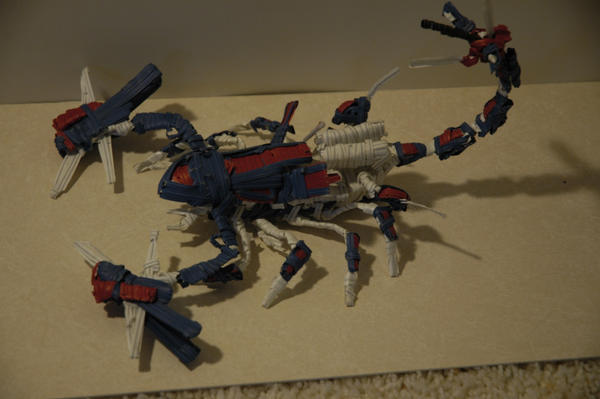 Death Stinger Zoid by Panzer-13