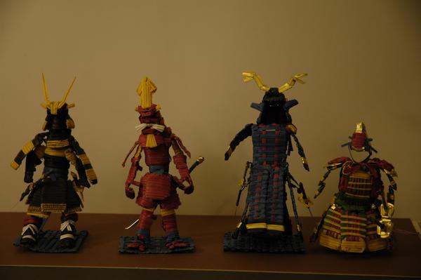 Samurai Set pic 1 by Panzer-13