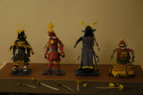 Samurai Set pic 2 by Panzer-13