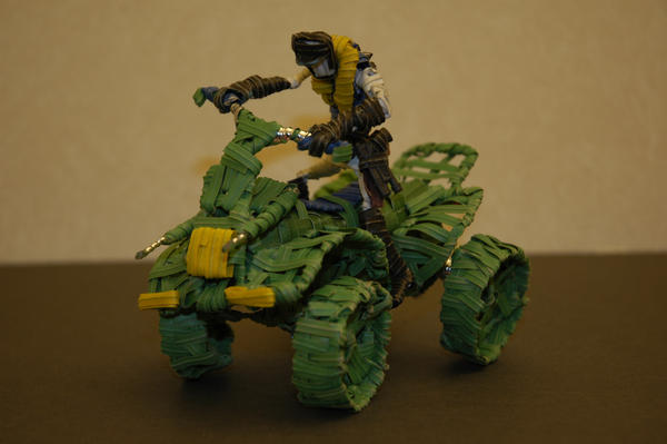 New-type military ATV by Panzer-13