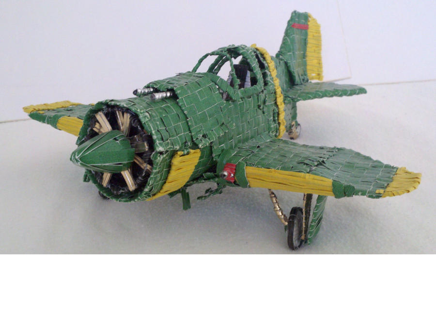 WWII monoplane by Panzer-13