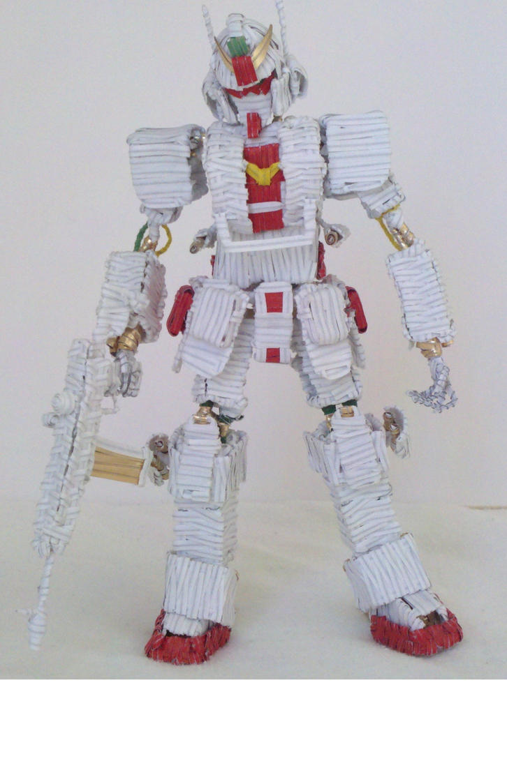 Gundam 2 by Panzer-13