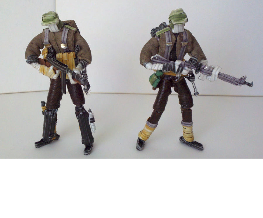 WWII US GI's by Panzer-13