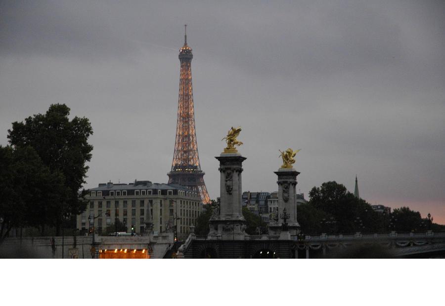 Tour Eiffel by Panzer-13