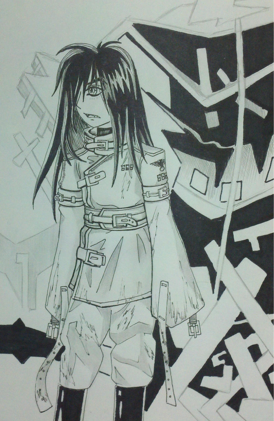 Young 666 by Panzer-13