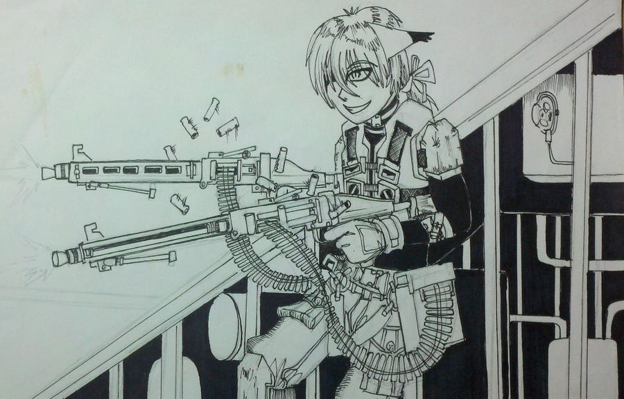Kyo Berserker by Panzer-13