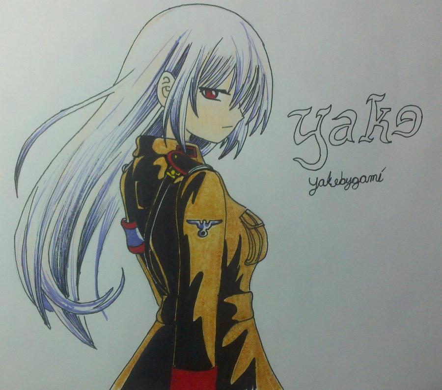 Yake by Panzer-13