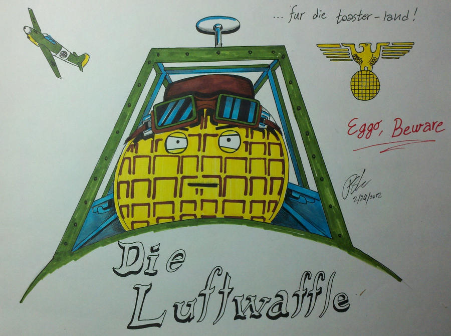 Luftwaffle by Panzer-13