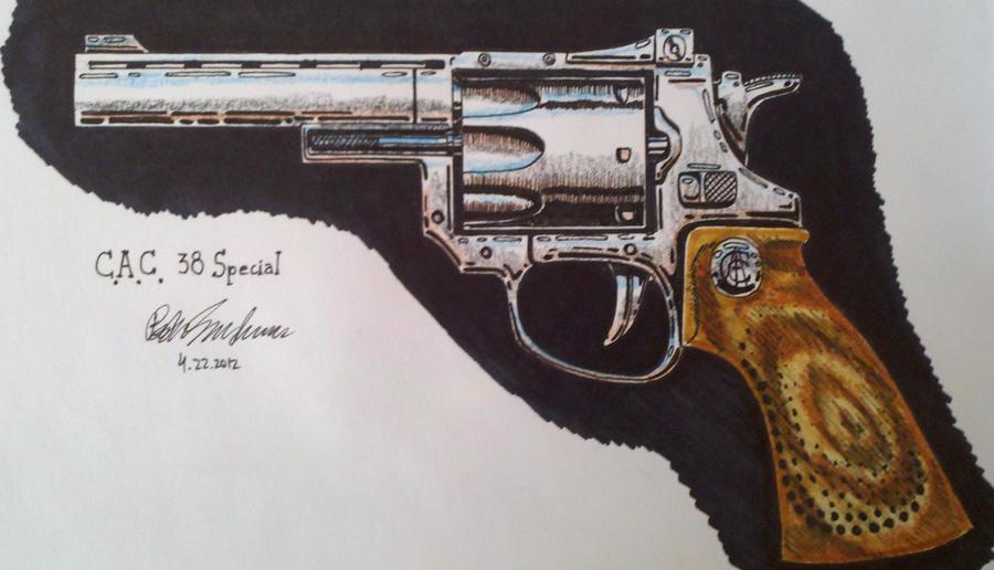 Revolver concept by Panzer-13