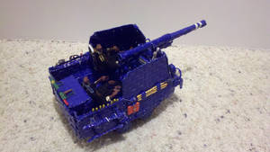 Tank Hunter Mark 1 view 2 by Panzer-13