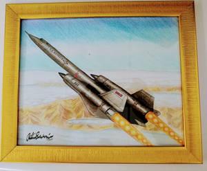 SR-71 commission
