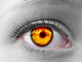 Eyes of fire by phillip221
