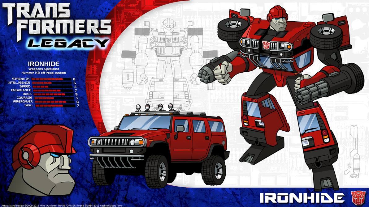 toy hummer truck with Transformers Legacy Ironhide 125302845 on Nypd Toys Nypd 5 Piece Play Set additionally Watch in addition 350968235743 as well Miles Axlerod further 8.