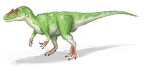 Allosaurus fraudulous
