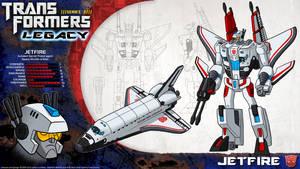 Transformers Legacy: Jetfire by CyRaptor