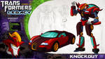 Transformers Legacy: Knockout