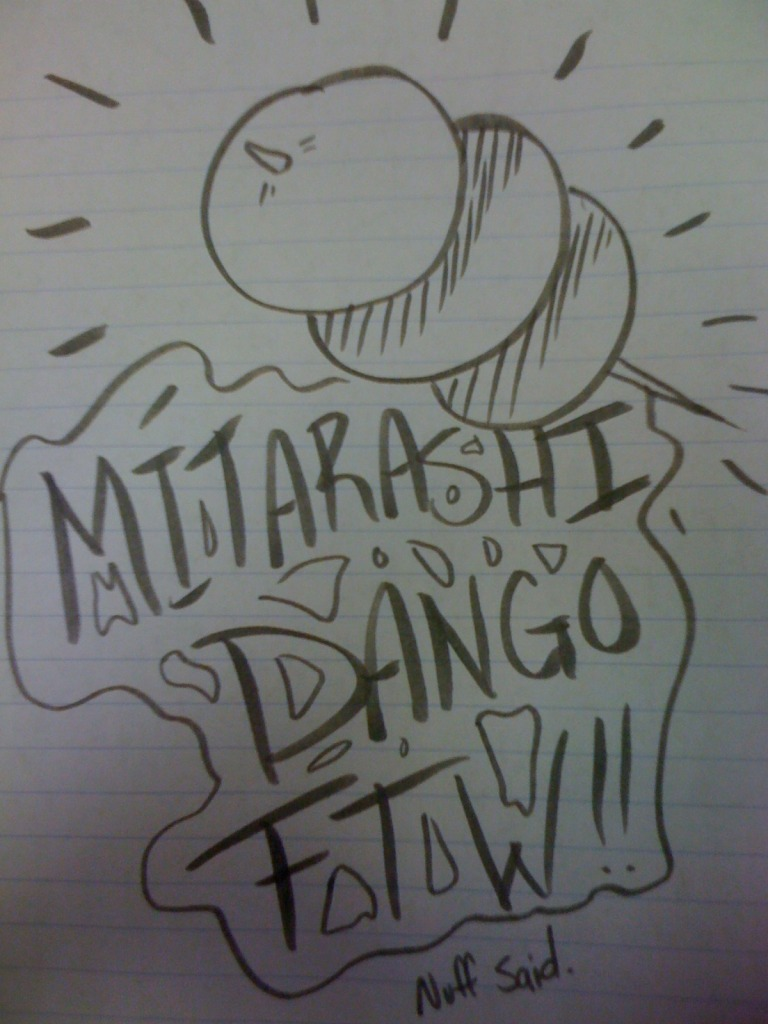 Mitarashi Danfo FTW by Ls-Mercernary