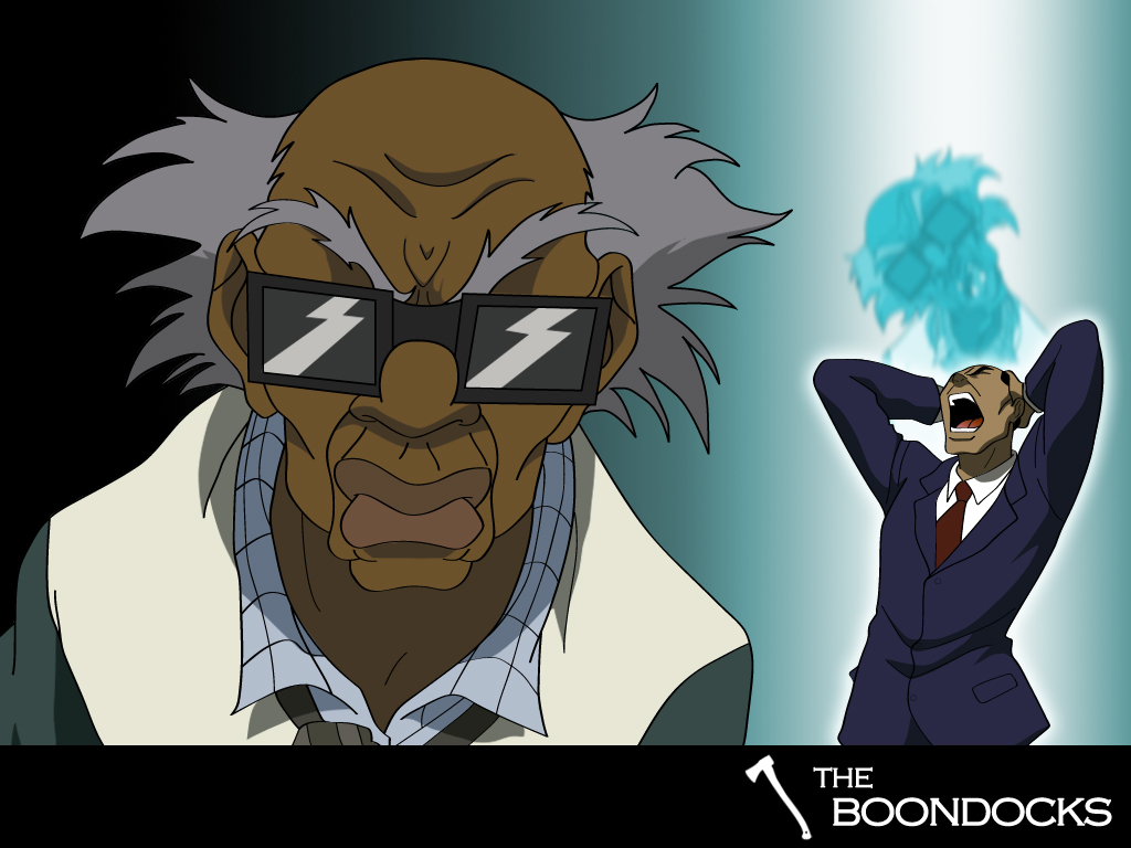 The Boondocks Stinkmeaner By Darkgx On Deviantart