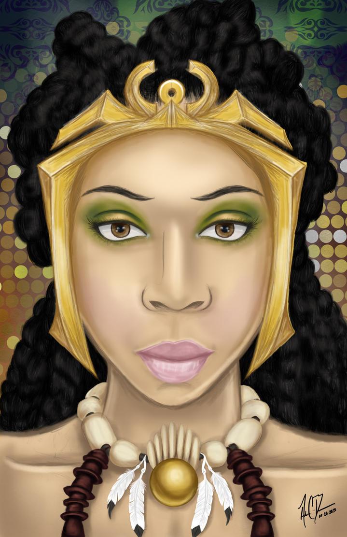 Queen T by DarkGX