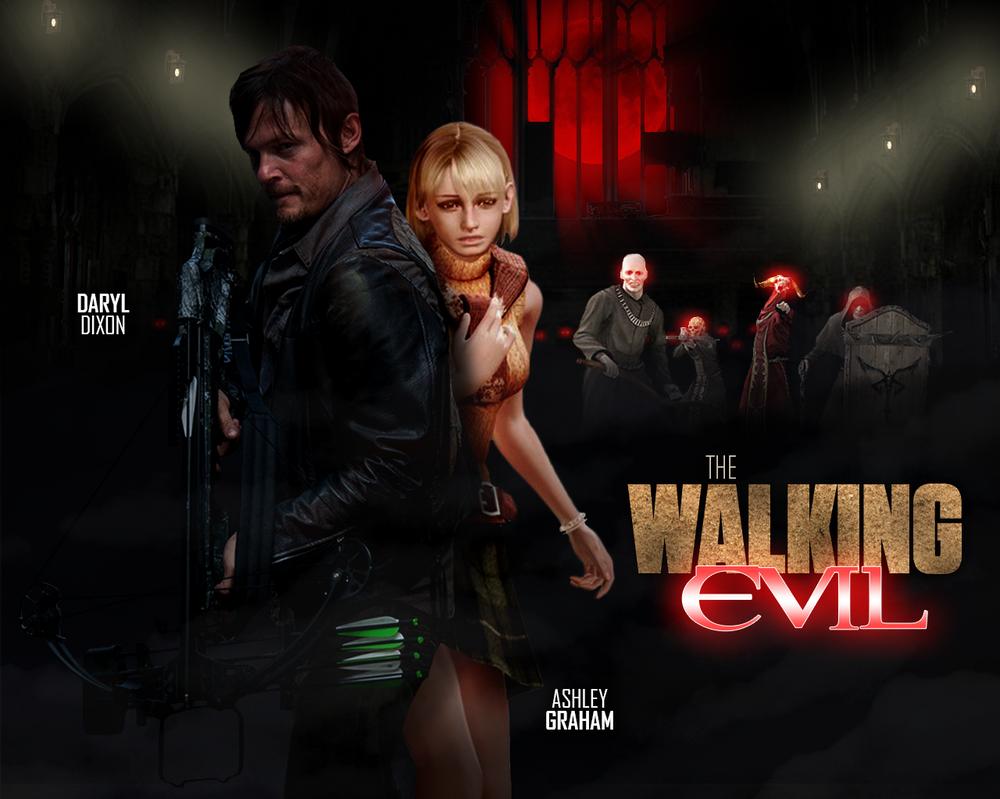 The Walking Evil Set 0002 by DarkGX