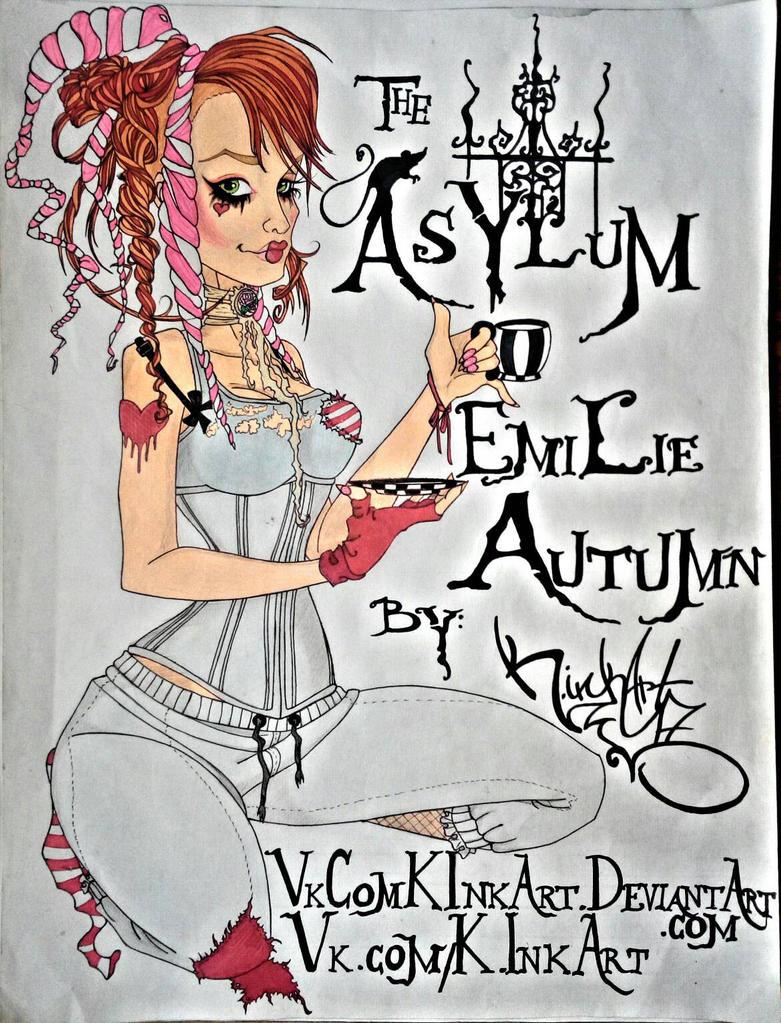 Emilie Autunm K.InkArt by VkComKinkArt