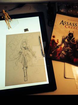 We are Assassins - Assassins Creed Fan Art