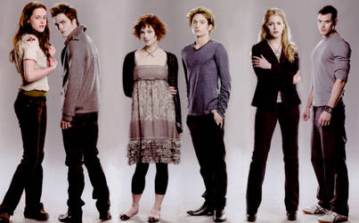 The Cullens by mid-day-delusions