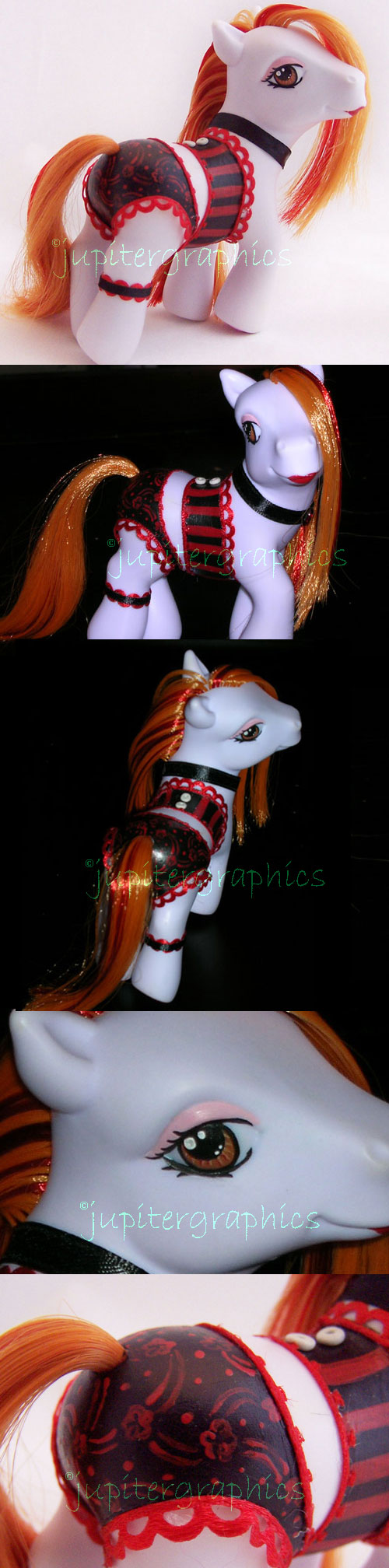 Satine - Moulin Rouge Pony by jupiternwndrlnd