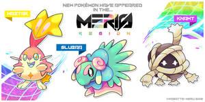 Meris Region Pokemon 10