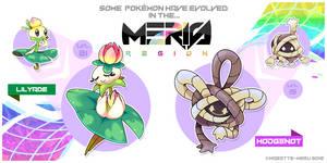 Meris Region Pokemon 11