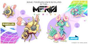 Meris Region Pokemon 13