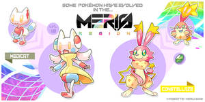 Meris Region Pokemon 16