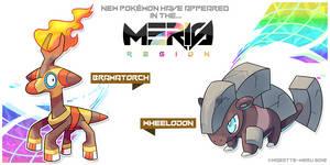 Meris Region Pokemon 17