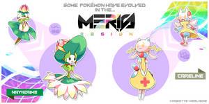 Meris Region Pokemon 20