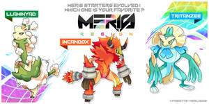 The Meris Trip progresses by Wabatte-Meru