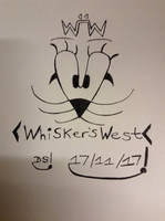 Whiskers West - Logo 2 by DazzyADeviant