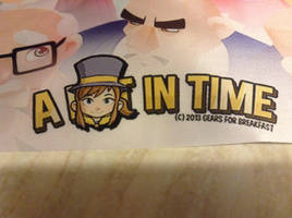 A Hat in Time - Poster 1 by DazzyADeviant