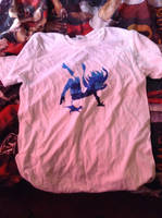 Gravity Rush Standard Unisex T-Shirt by DazzyADeviant