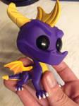 Spyro and Sparx Funko Figures