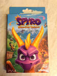 Spyro Reignited Trilogy - Key Ring, Plus Art Cards