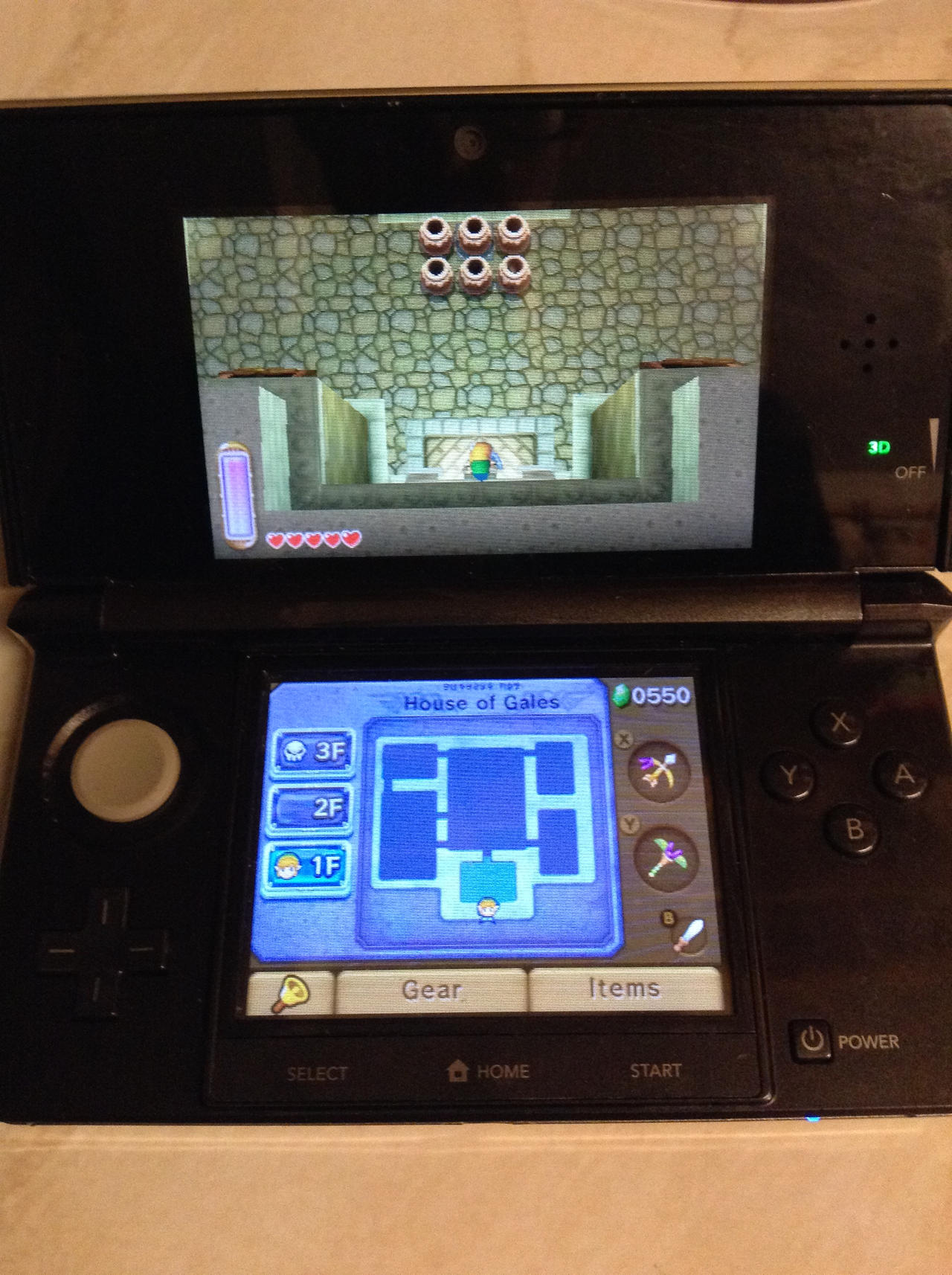 Nintendo 3DS by DazzyADeviant