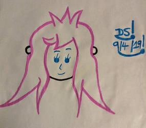 Girl Bewanna - Bewanna Character by DazzyADeviant