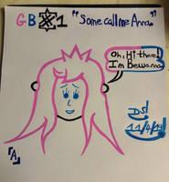 Girl Bewanna #1 - Some call me Anna (A side) by DazzyADeviant