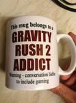 Gravity Rush 2 Mug