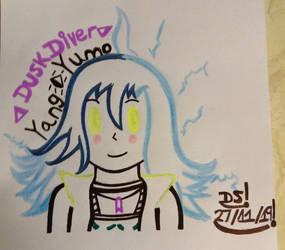 Dusk Diver - Yang Yumo Character Drawing