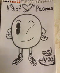 Pacman Drawing