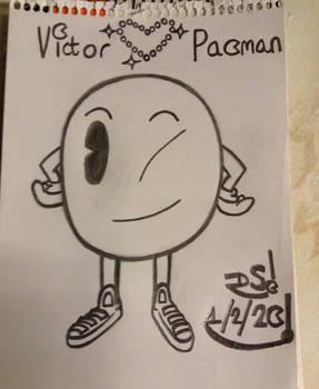 Pacman Drawing
